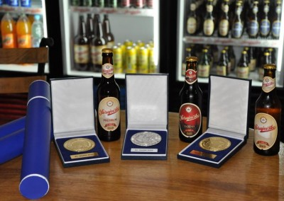 Sarajevsko Beer medal winner for product quality