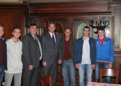 Sarajevska pivara provided scholarships to secondary school students