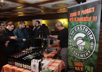 Local craft breweries presented at Craft Oktoberfest